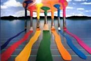 اثر رنگ ها بر خلاقيت فکري و ذهني کودکان