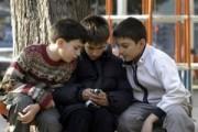ورود کودکان به فضای مجازی