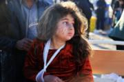 مراقبت از کودکان زلزله دیده