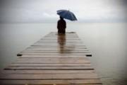 تنهایی، خستگی را در میکند