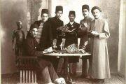 برگی ازتاریخ آموزش ایران ۱