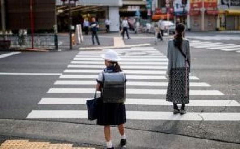 چرا کودکان ژاپنی نمیخواهند مدرسه بروند؟