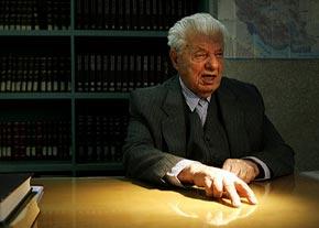 پروفسور عنايتالله رضا