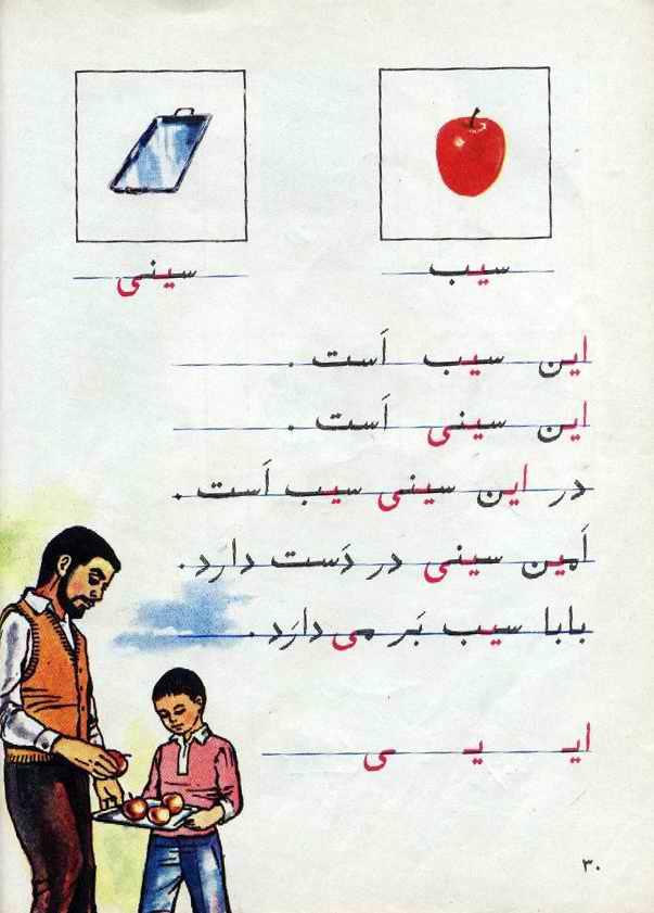 از «سير» تا «پياز» كتابهاي فارسي!