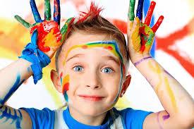خلاقيت در کودکان