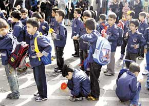 حذف مدارس تيزهوشان به کام غيرانتفاعيها