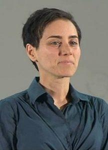 مریم میرزاخانی ریاضی دان