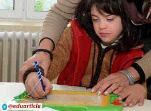 احترام به کودکان کم توان ذهني به درمان آنها کمک ميکند
