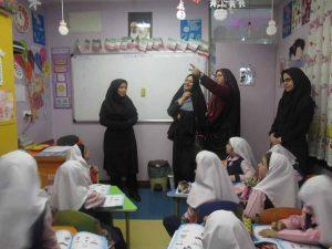 رابطه آموزگاران و بازرسان