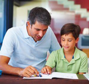 موفقيت در مدرسه از خانه آغاز ميشود