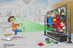 شبیخون انیمیشنهای وارداتی به دنیای کودکی