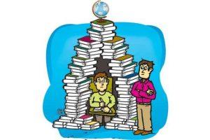 آوار آموزش بر سر پرورش