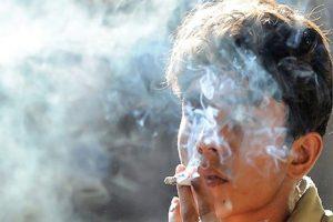 کاهش سن مصرفکنندگان سیگار به ۱۳ تا ۱۵ سال در کشور