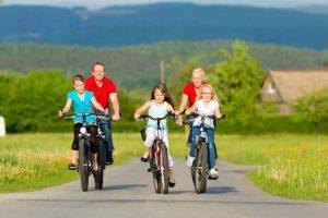 10دلیل برای دوچرخهسواری