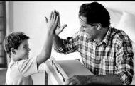نترس و فرزندت را تحسين کن