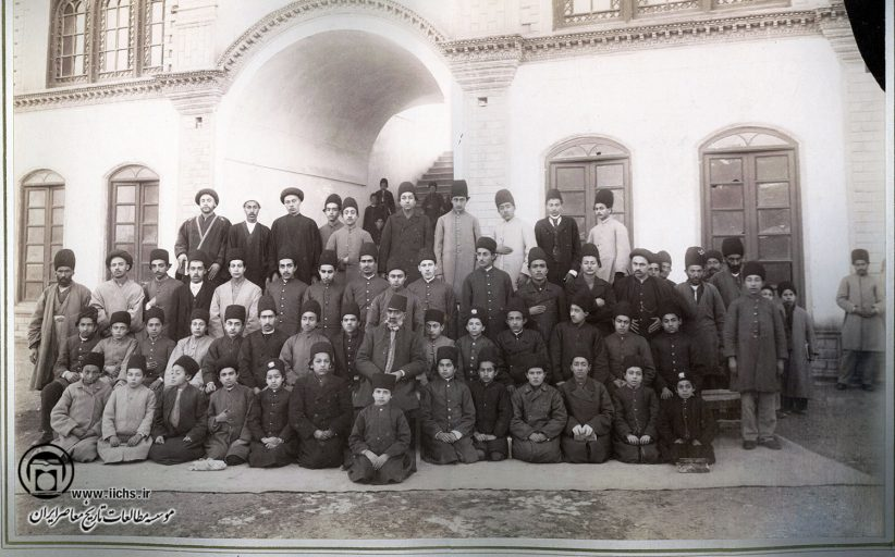 برگی ازتاریخ آموزش ایران ۲