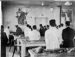 برگی ازتاریخ آموزش ایران ۴ ،آموزش عالی و اصلاحات رضاشاه پهلوی