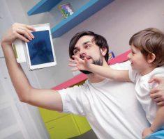 ویدیوی آمارهایی از استفاده کودکان ایرانی از دستگاههای هوشمند